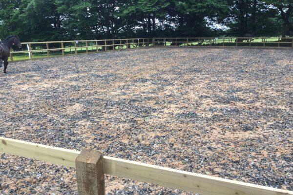 flexiride-silica-sand-two-rail-fence