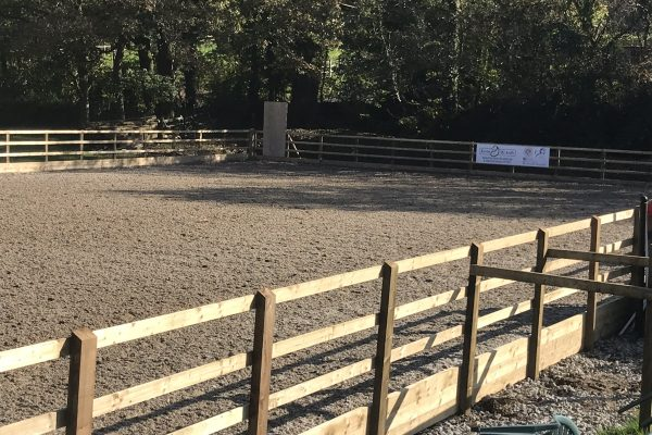 arena refurbishment West Wales Equi Arenas