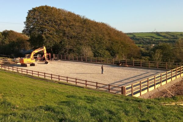 Pembrokeshire - under construction